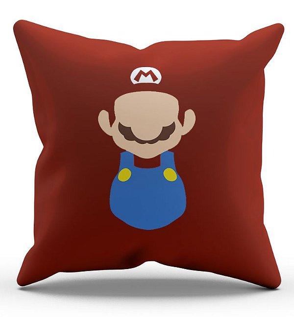 Almofada Mario Bros 45x45