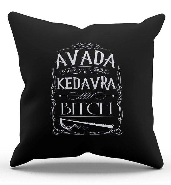 Almofada Harry Potter- Avada Kedavra 45x45