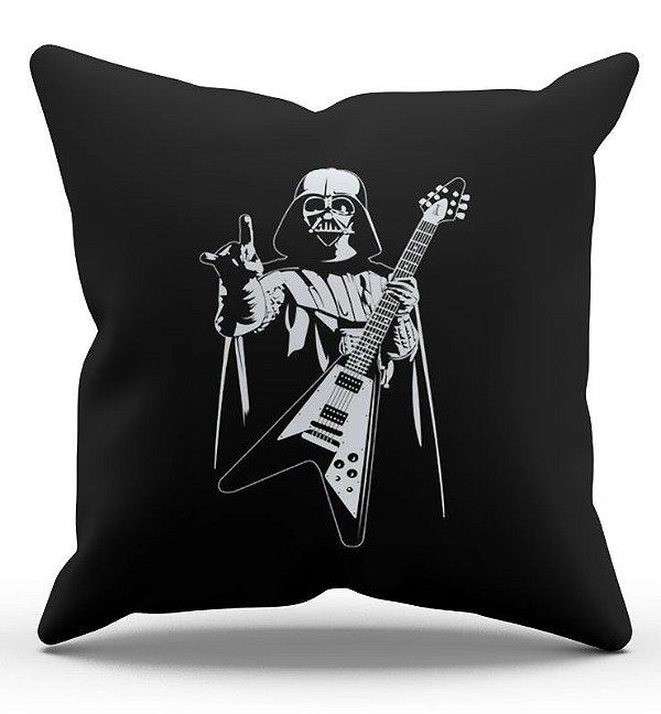Almofada Darth Vader Rock Roll 45x45