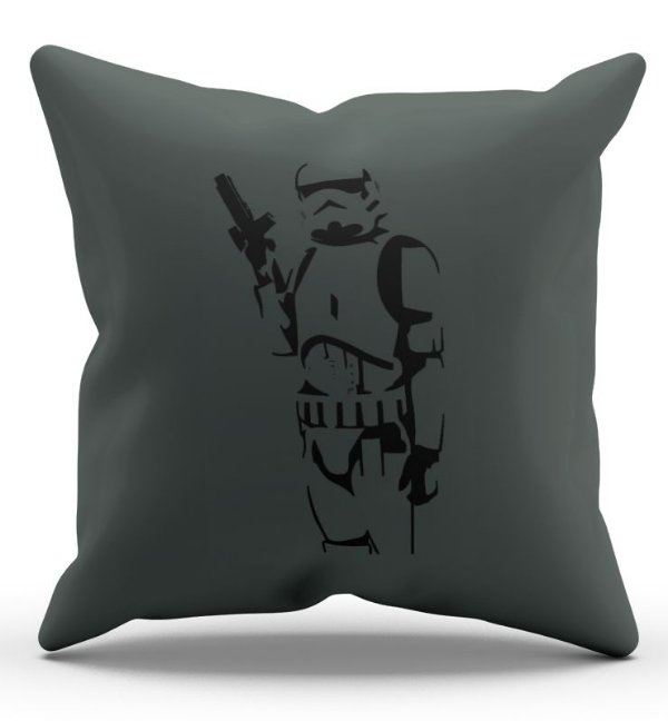 Almofada Star Wars Stormtrooper  45x45