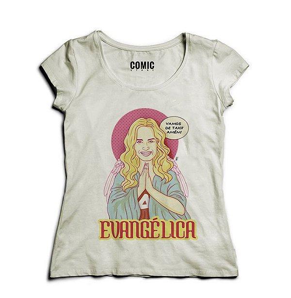Camiseta Feminina Evangélica