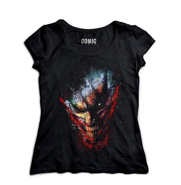 Camiseta Feminina Joker