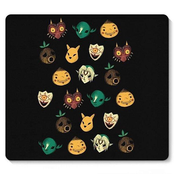 Mouse Pad The Legend of Zelda - Nerd e Geek - Presentes Criativos