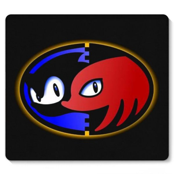 Mouse Pad Sonic - Nerd e Geek - Presentes Criativos