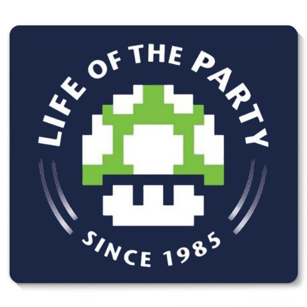 Mouse Life of The Party - Nerd e Geek - Presentes Criativos
