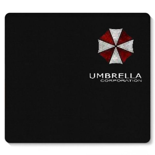 Mouse Pad Umbrella Corporation - Nerd e Geek - Presentes Criativos