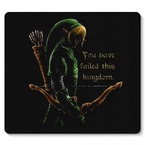 Mouse Pad The Legend of Zelda