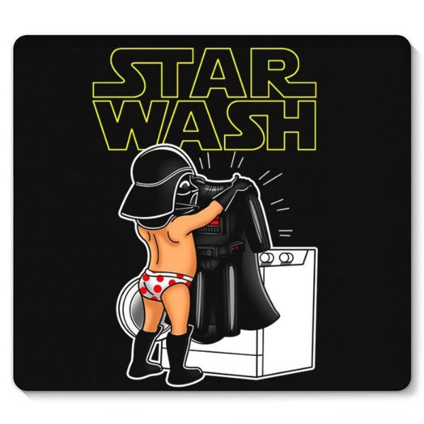 Mouse Pad Star Wash