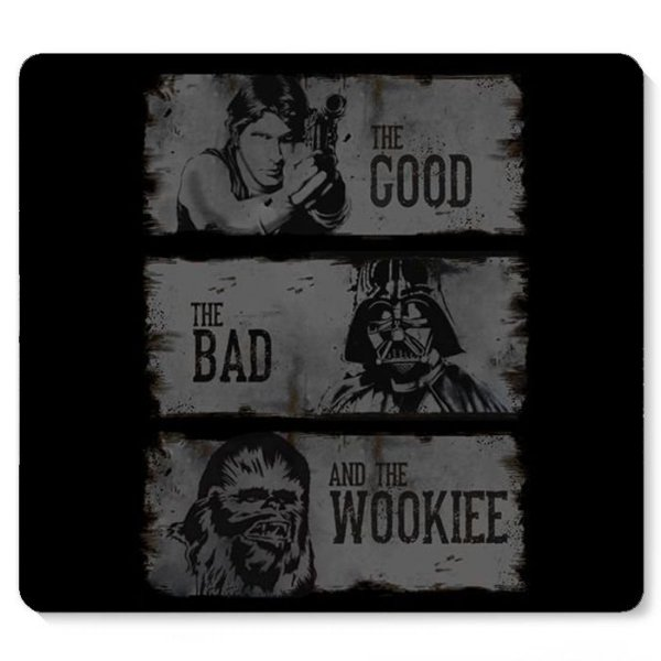 Mouse Pad Star Wars - The Good