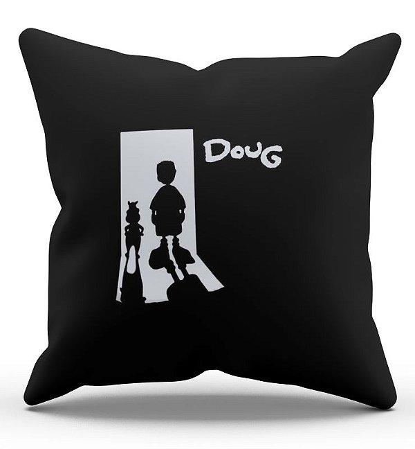 Almofada Decorativa  Doug 45x45 - Nerd e Geek - Presentes Criativos
