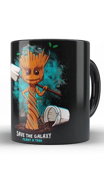 Caneca Save The Galaxy
