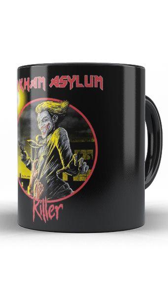 Caneca Arkham Asylum Killer Joker