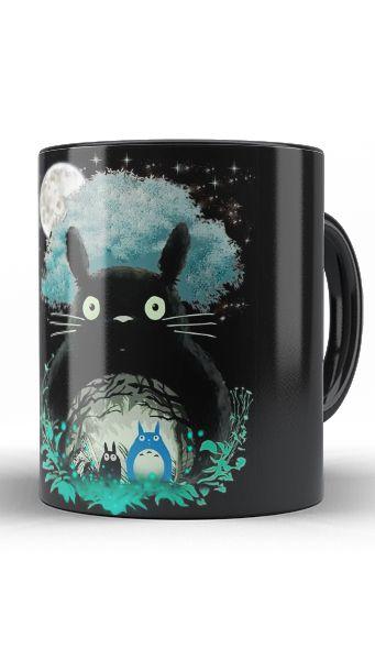 Caneca My Neighbor Totoro - Nerd e Geek - Presentes Criativos