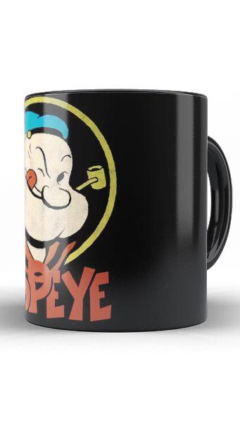 Caneca Popeye - Nerd e Geek - Presentes Criativos