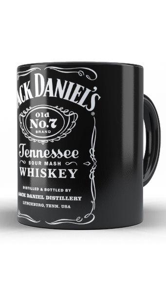 Caneca Jack Daniels - Nerd e Geek - Presentes Criativos