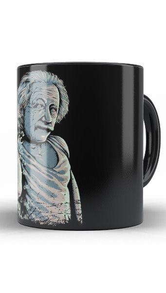 Caneca Einstein - Nerd e Geek - Presentes Criativos