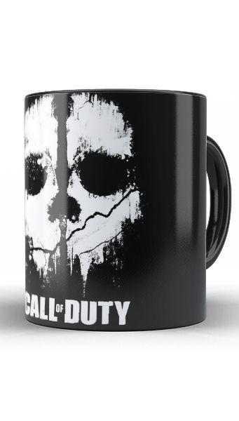 Caneca Call of Duty - Nerd e Geek - Presentes Criativos