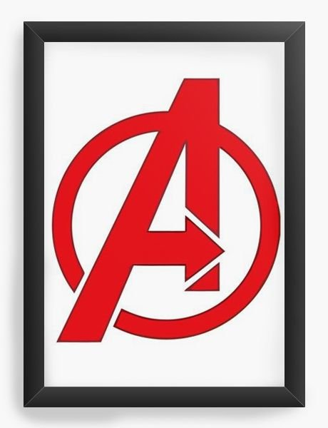 Quadro Decorativo The Avengers