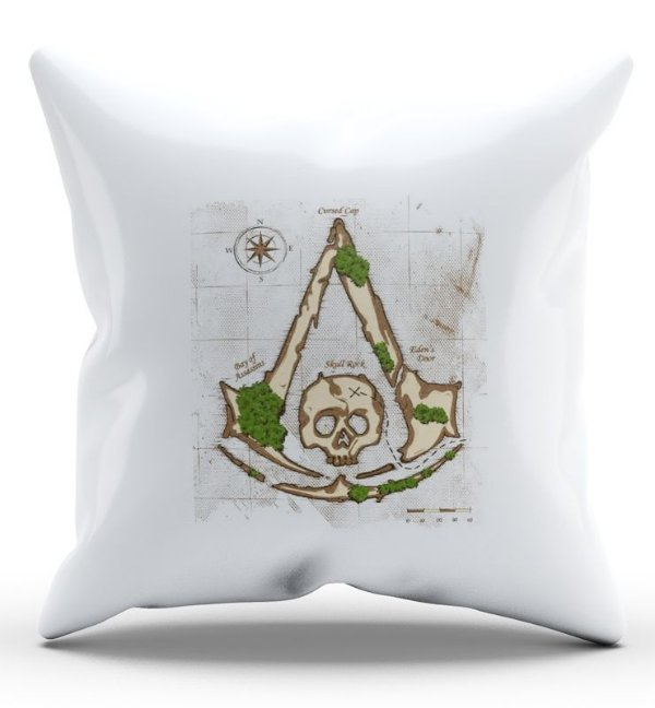 Almofada Decorativa  The Legend of Zelda - Nerd e Geek - Presentes Criativos