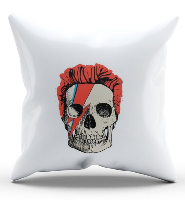Almofada Decorativa  Skull - Nerd e Geek - Presentes Criativos