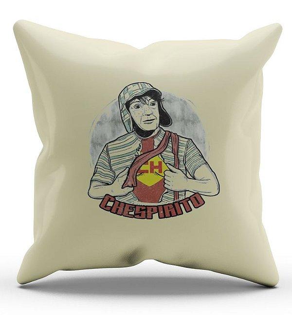 Almofada Decorativa  Chespirito 45x45 - Nerd e Geek - Presentes Criativos