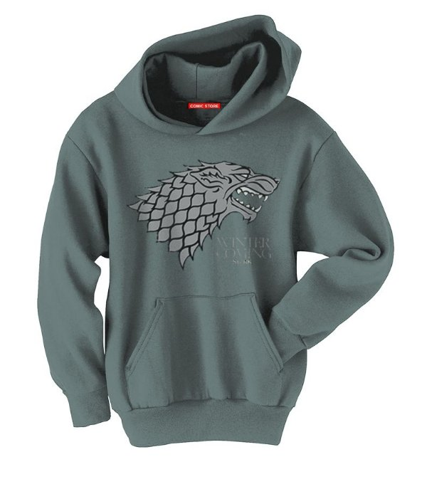 Blusa com Capuz Game of Thrones