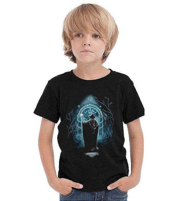 Camiseta Infantil Senhor dos Aneis