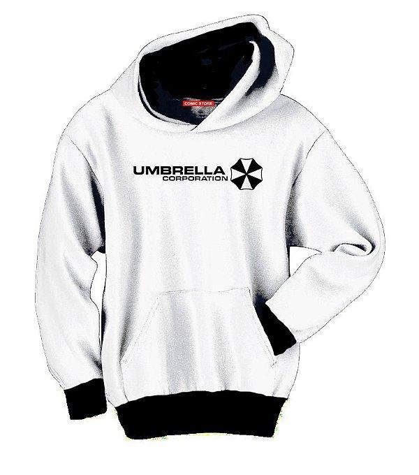 c749c9091 Moletom com Capuz Umbrella Corporation - Nerd e Geek - Presentes ...