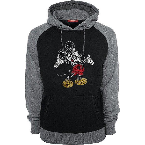 Blusa com Capuz Mickey Mouse