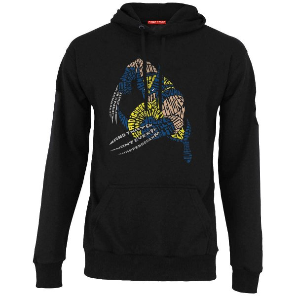 Blusa com Capuz Wolverine
