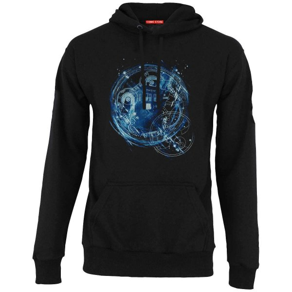 Blusa com Capuz Doctor Who