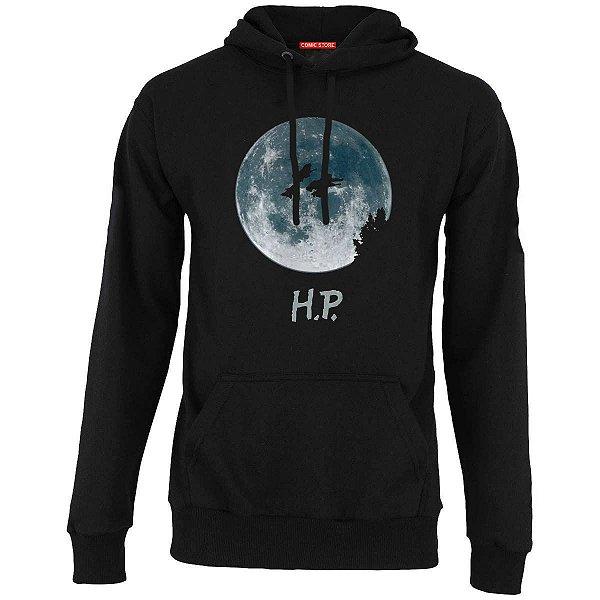 Blusa com Capuz Harry Potter HP