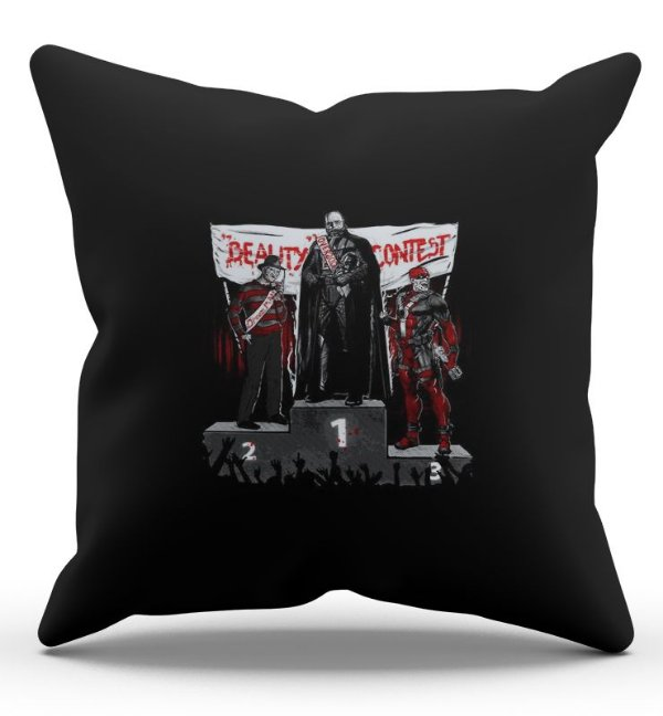 Almofada Decorativa  Freddy 45x45 - Nerd e Geek - Presentes Criativos