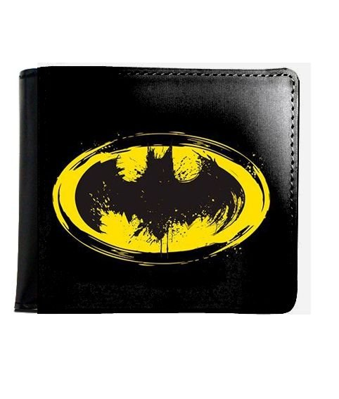 Carteira Batman Simbolo - Nerd e Geek - Presentes Criativos