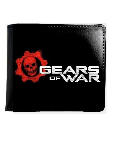 Carteira Gears of War - Nerd e Geek - Presentes Criativos