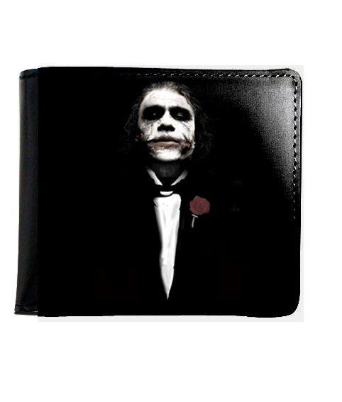 Carteira Joker The Godfather - Nerd e Geek - Presentes Criativos