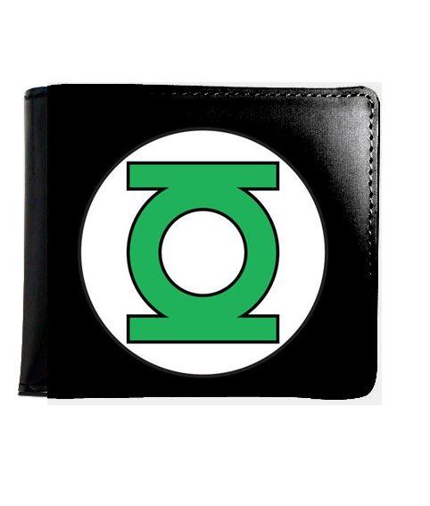 Carteira Lanterna Verde - Nerd e Geek - Presentes Criativos