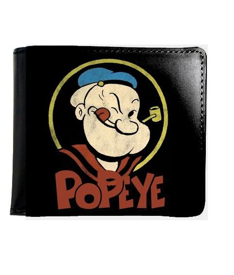 Carteira Popeye - Nerd e Geek - Presentes Criativos
