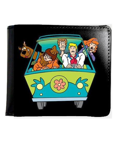 Carteira Scooby Do - Nerd e Geek - Presentes Criativos
