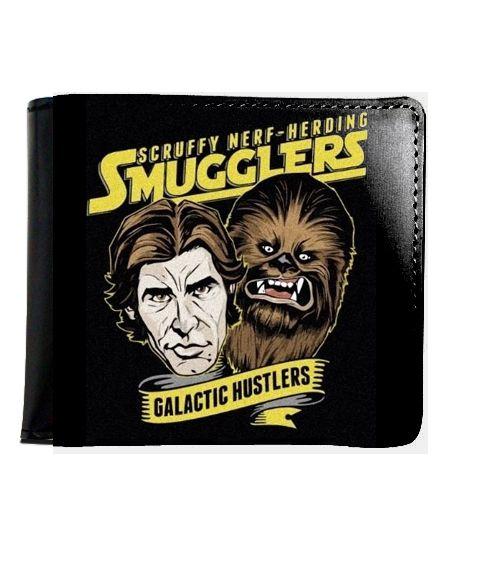 Carteira Star Wars Han Solo Hunstlers