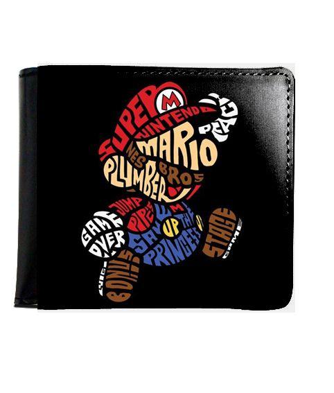 Carteira Super Mario - Nintendo - Nerd e Geek - Presentes Criativos