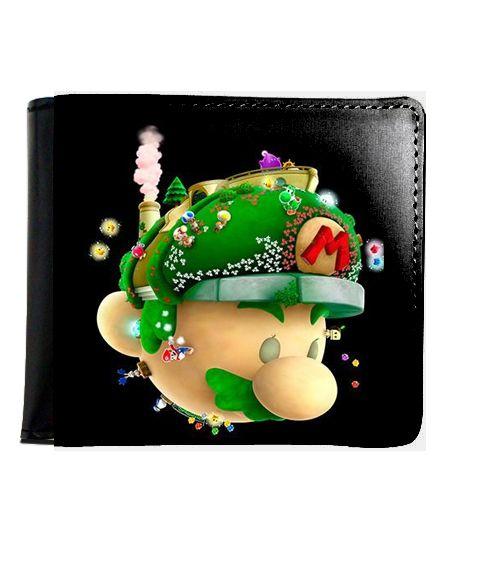 Carteira Super Mario - Word - Nerd e Geek - Presentes Criativos