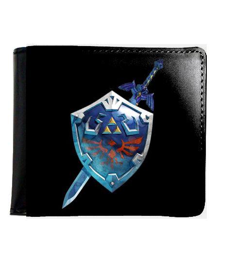 Carteira The Legend of Zelda Armor - Nerd e Geek - Presentes Criativos