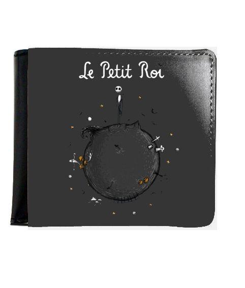 Carteira Skelletion Le Petit Roi - Nerd e Geek - Presentes Criativos