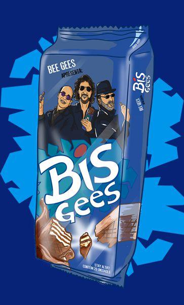 Camiseta Bee Gees Bis