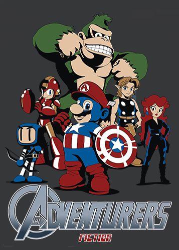 Camiseta Herois