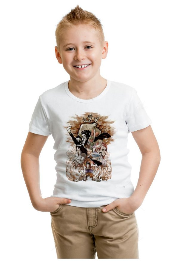 Camiseta Infantil One Piece