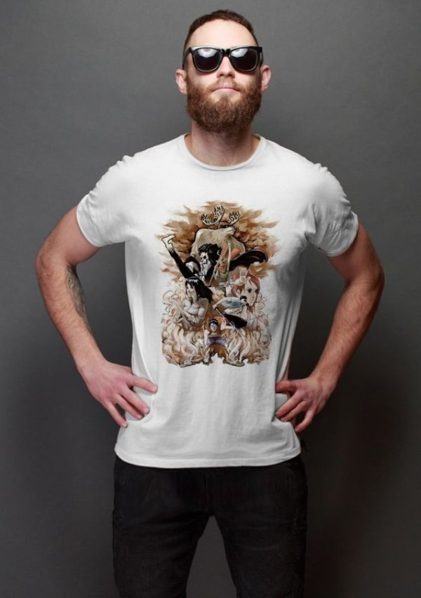 Camiseta Masculina  One Piece - Nerd e Geek - Presentes Criativos