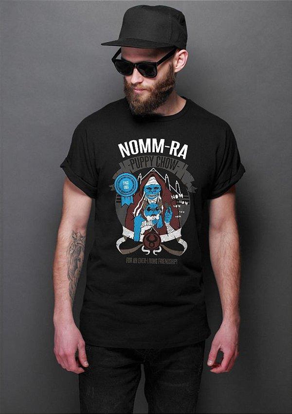 Camiseta Masculina  Nomm-Ra - Nerd e Geek - Presentes Criativos