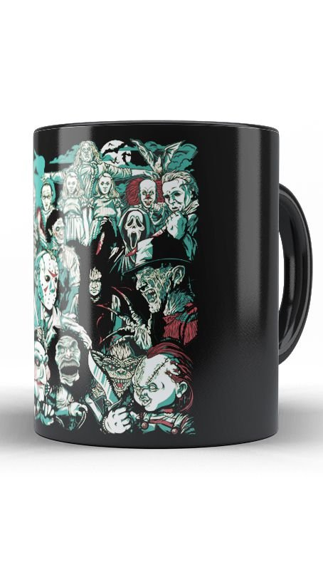 Caneca Reunion - Nerd e Geek - Presentes Criativos